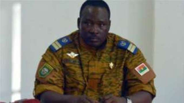 colonel Isaac Youca Zida