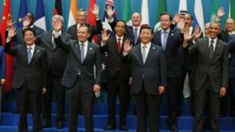 Les dirigeants des pays les plus riches au monde s'engagent à atteindre une croissance économique de 2,1% d'ici à 2018