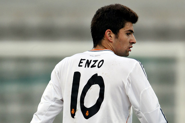 Zidane convoque son fils Enzo !