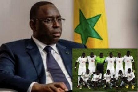 Egypte- Sénégal (0-1) : Macky Sall félicite les «Lions» pour leur belle performance