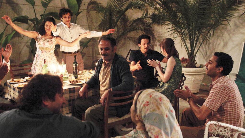 « L'Oranais », film algérien de Lyes Salem, avec Djemel Barek, Khaled Benaissa, Lyes Salem, Najib Oudghiri.