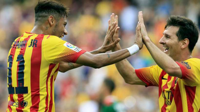 Barca: Messi coûterait 24 millions d'euros par an
