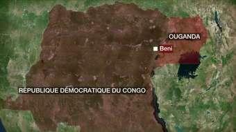 Nouveau massacre de civils à Beni