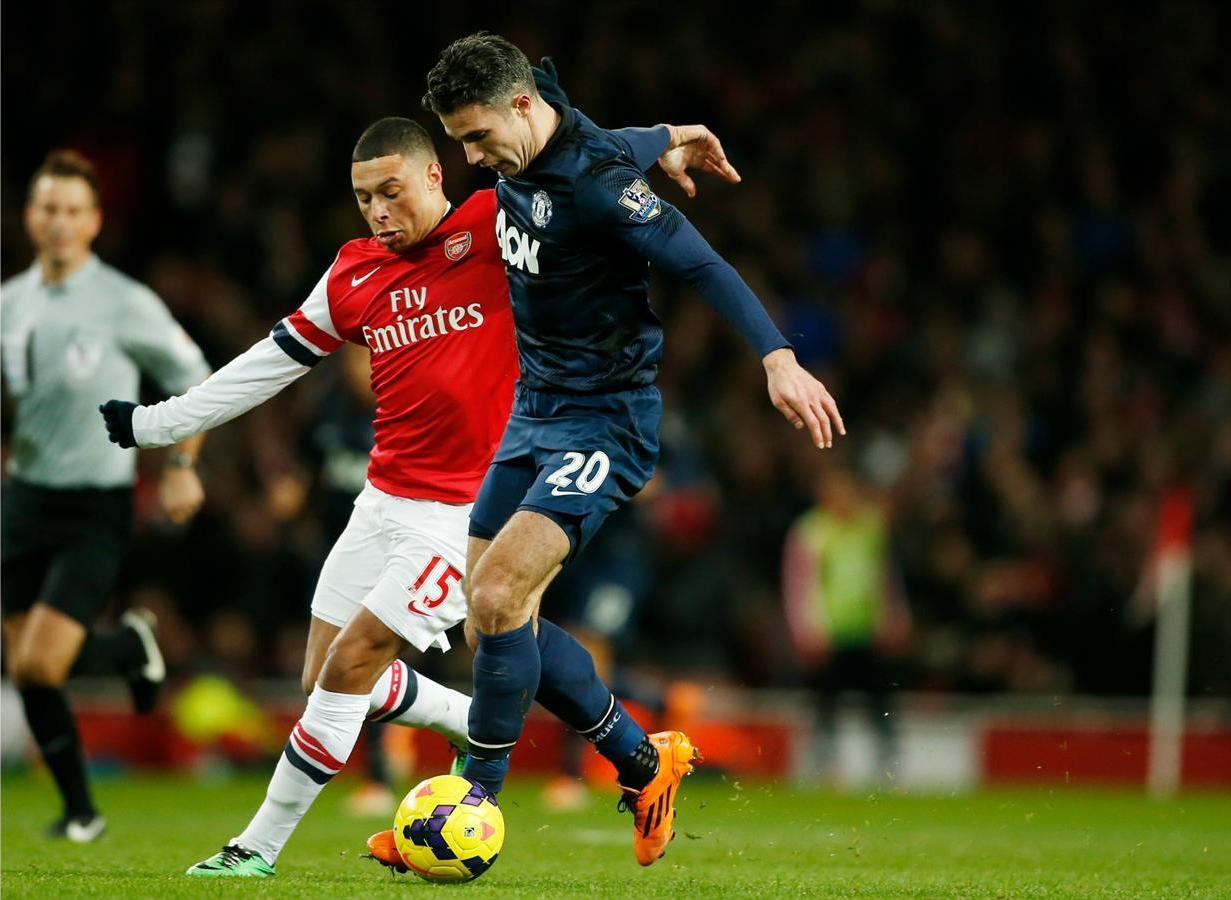 Premier League- 12e journée:  Arsenal et Man United veulent grimper, Chelsea veut engranger