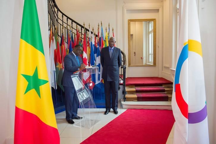 Images Macky et Diouf à Paris