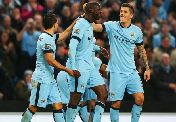 Premier League-12e journée : Yaya Touré délivre Man City