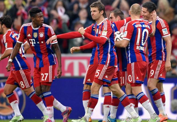 Bundesliga 12e journée : Le Bayern sur sa lancée
