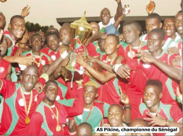 Pikine Champion des Champions
