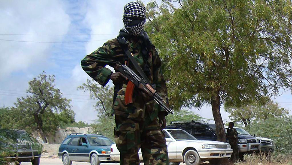 Un rebelle somalien shebab. REUTERS