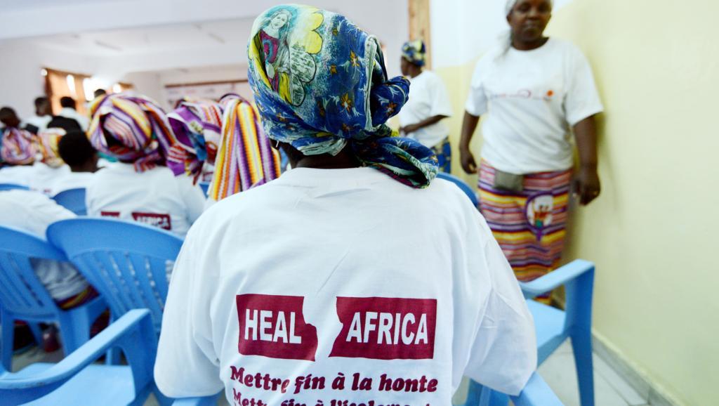 L'hôpital Heal Africa de Goma, en République démocratique du Congo. Les viols massifs commis dans l'est de la RDC sont régulièrement dénoncés. Moins connues sont les violences faites aux filles des rues à Kinshasa.