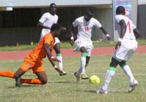 Tournoi UFOA :  Guinée Bissau-Mali et Gambie-Sénégal en demi-finales