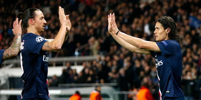 Ligue des Champions: Paris tient vraiment à son fauteuil