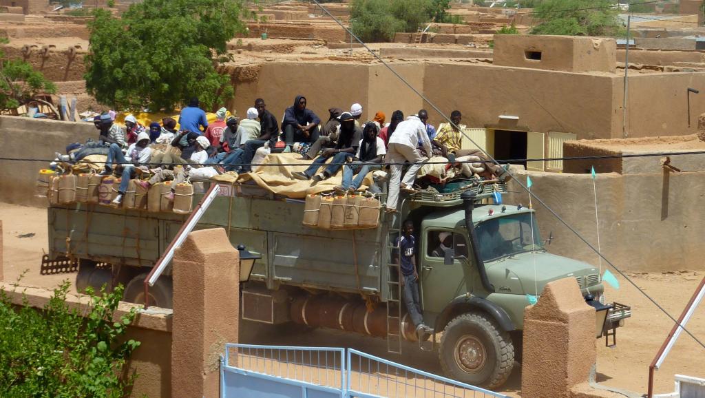 L'expulsion de migrants d'Algérie crée la polémique avec le Niger