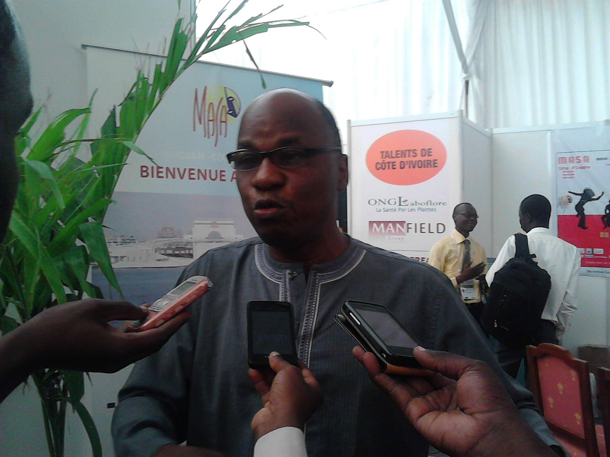 Côte d'Ivoire : les organisateurs du Masa 2016 retourne la problématique du temps en leur faveur