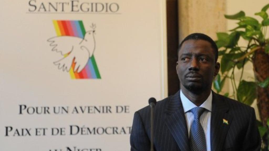 Selon Marou Amadou, les propos du Premier ministre nigérien ont été «mal interprétés». AFP/Alberto Pizzoli