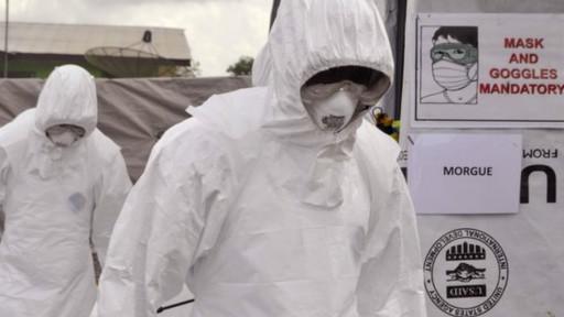"""""""Il y a encore un risque énorme que l'épidémie se propage dans le monde"""" estime Anthony Banbury, chef de la mission des Nations Unies chargée de lutter contre Ebola."""