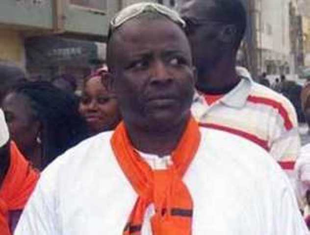 La dépouille mortelle de Demba Dia à Dakar, ce mardi