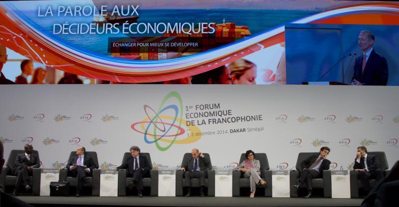 Francophonie économique : « Il faut qu'on puisse gagner notre l'indépendance aérienne ... »