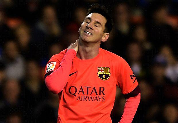 Ballon d'Or:  Ronaldinho préfère Messi