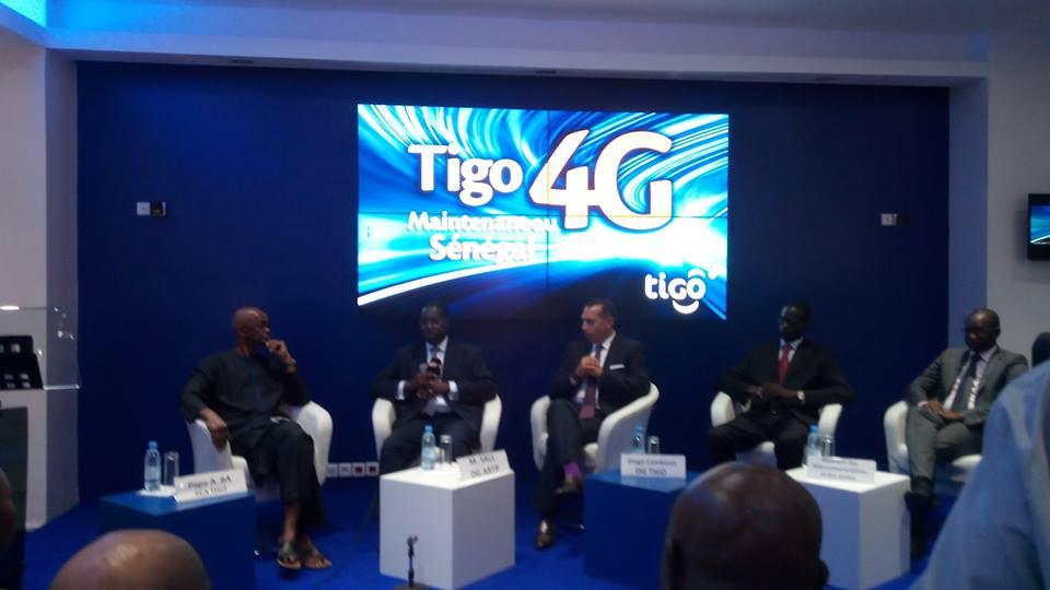4G en phase test chez Tigo - Sénégal : l'opérateur se met à la page