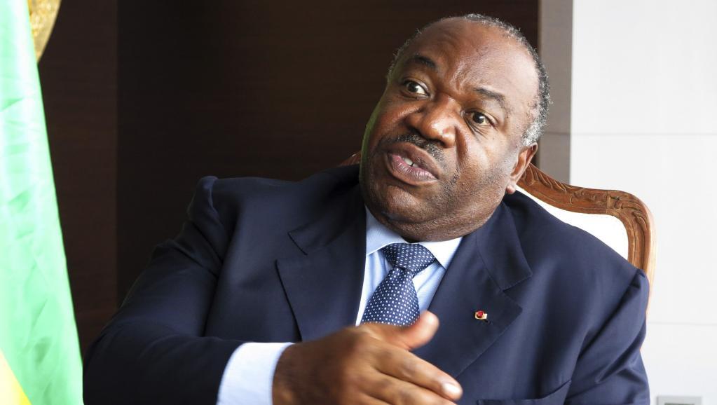 Le président du Gabon, Ali Bongo à Libreville. REUTERS/Emma Farge