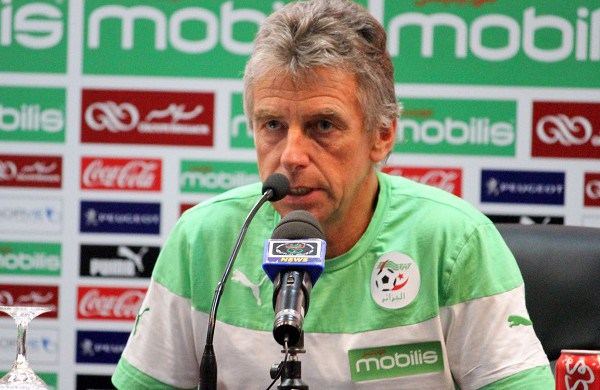 Christian Gourcuff- sélectionneur de l'Algérie : «Le Sénégal revient en force au devant de la scène continentale»