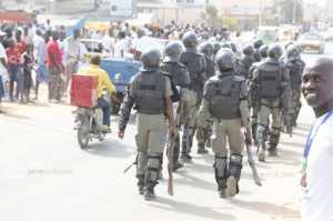 10.000 F CFA de perdium au sommet de la francophonie: les policiers très remontés contre la hiérarchie