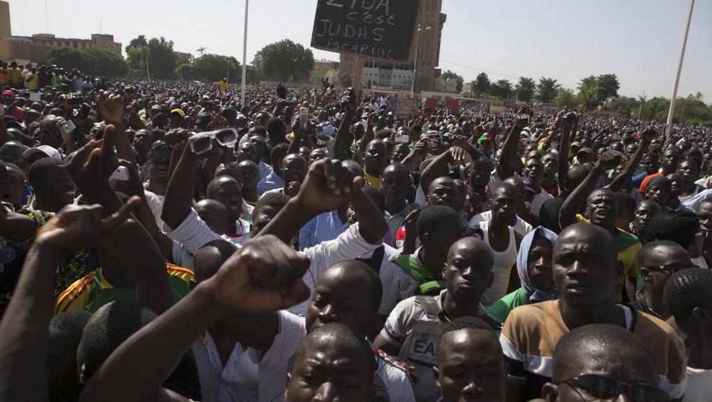 Burkina Faso: l'ADF-RDA demande pardon aux Burkinabè