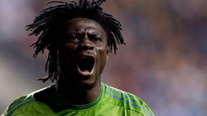 Plus beau but en MLS: Le Nigérian Obafemi  Martins primé !