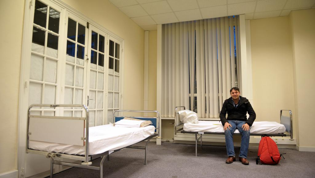 L'an dernier, 66 000 personnes ont demandé l'asile en France, un nombre qui a pratiquement doublé en l'espace de six ans.