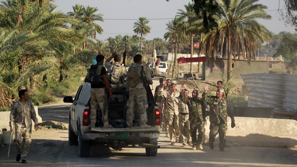 Irak: la coalition va envoyer 1500 soldats pour combattre le groupe EI