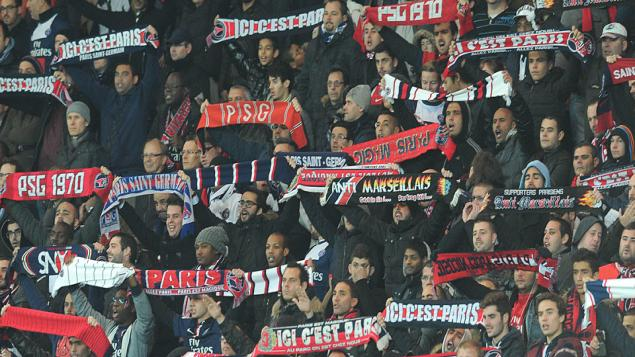 PSG : 1 600 supporters au Camp Nou