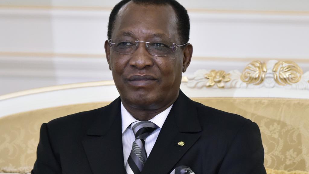 La grève des avocats a bloqué le procès des anciens responsables de la police politique du régime de Hissène Habré. Les victimes appellent le président tchadien, Idriss Déby (photo) à intervenir. AFP/MIGUEL MEDINA