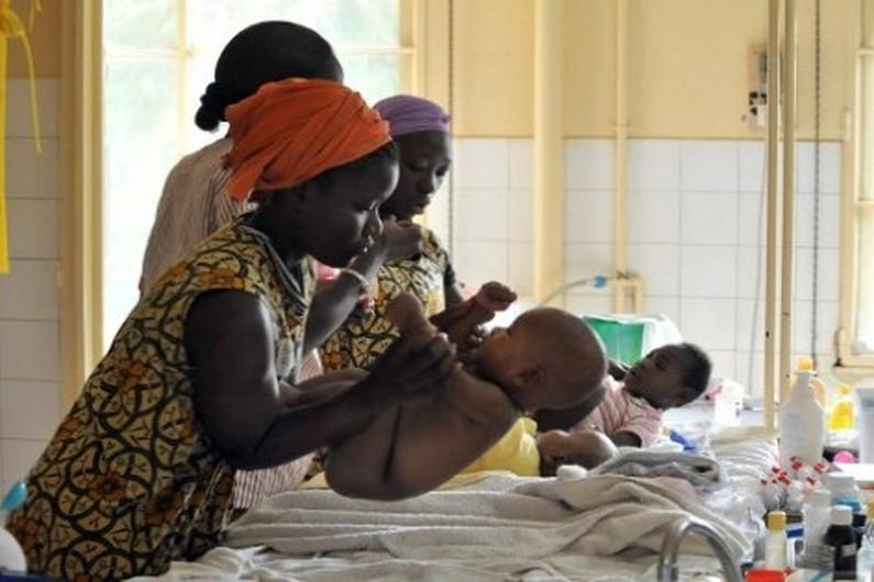 Gratuité des soins des enfants de moins de 5 ans: l'AFD débourse 4,2 milliards