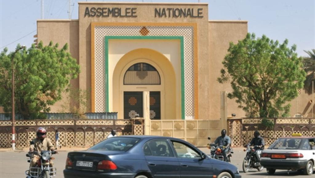 Les députés sont réunis en session extraordinaire ce lundi 15 décembre à l'Assemblée nationale à Niamey.