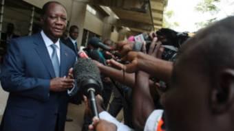 Ouattara veut faire de la Côte d'Ivoire un pays émergent à l'orée 2020