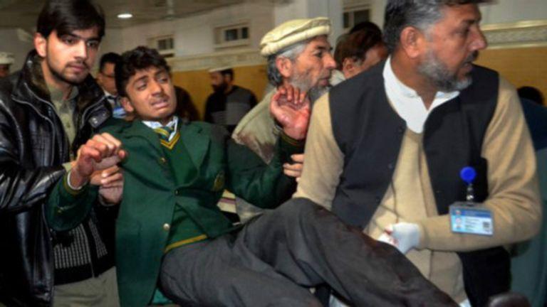 L'attaque a été revendiquée par le Mouvement des talibans du Pakistan (TTP).