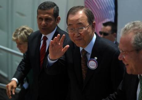 Ebola: Ban Ki-moon prochainement en Afrique de l'Ouest