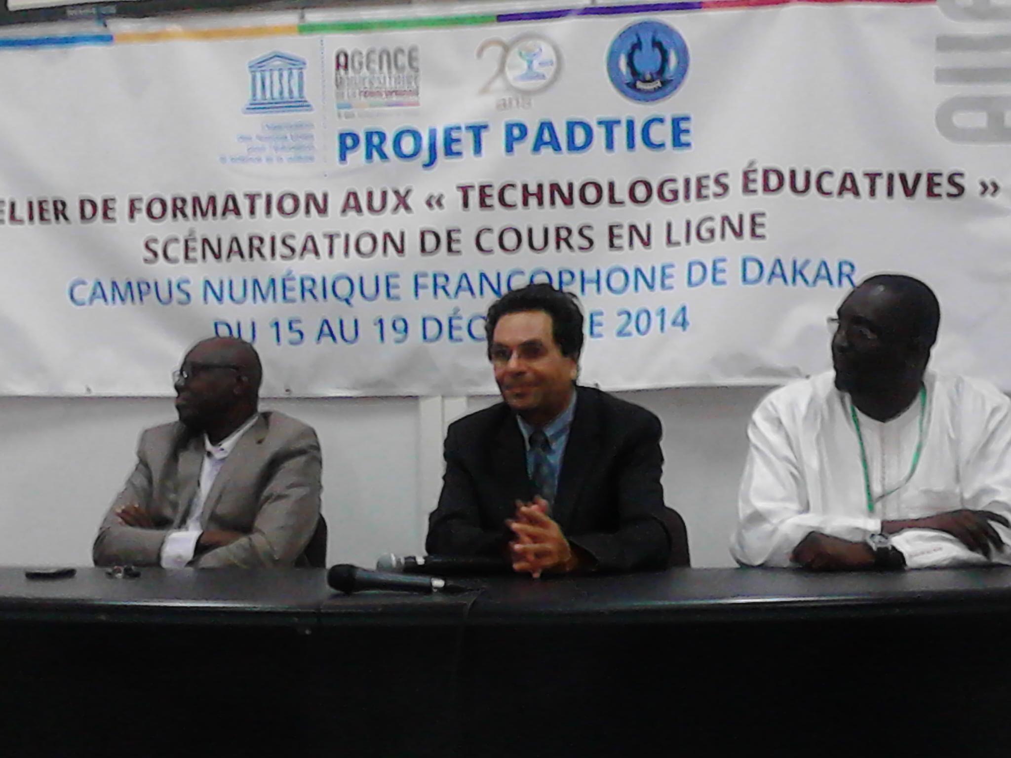 L'AUF et les cours en ligne : c'est l'espoir qui renaît face à la massification dans l'Enseignement supérieur