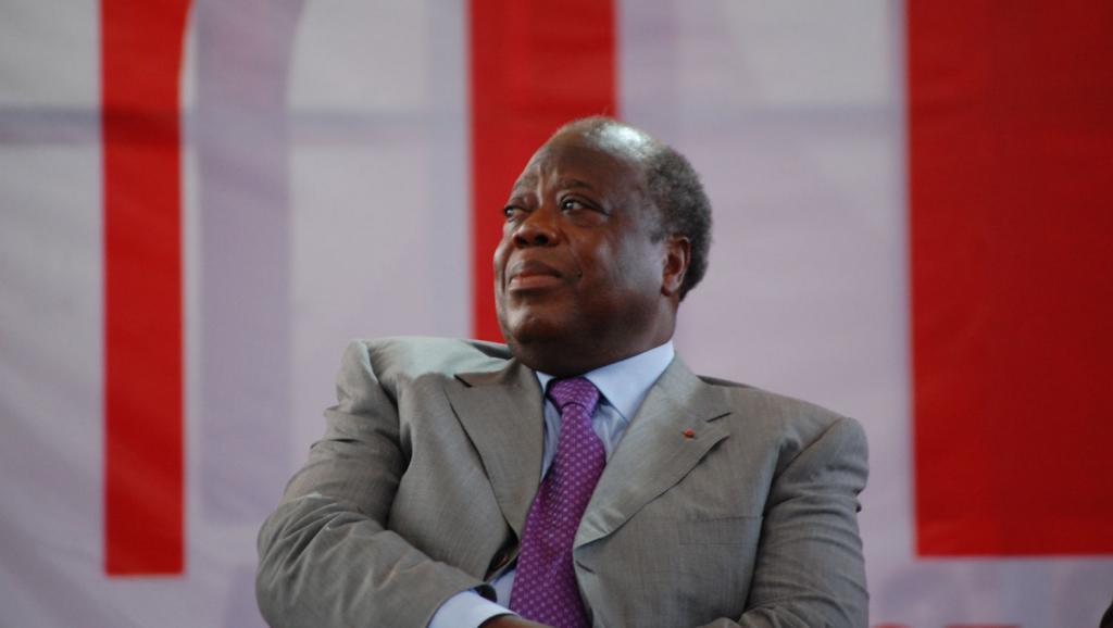 Charles Konan Banny a récemment fait savoir sa volonté de se présenter à la présidentielle de 2015. RFI/Delphine Michaud