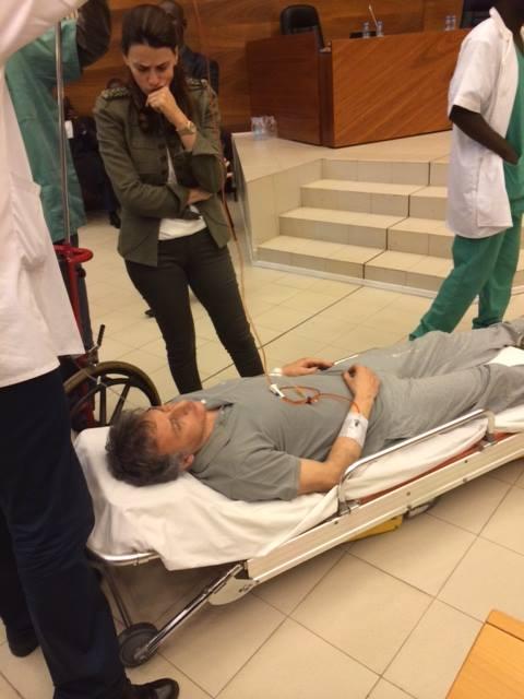 Opéré au cœur et aux reins, Bibo Bourgi revient en forme à Dakar