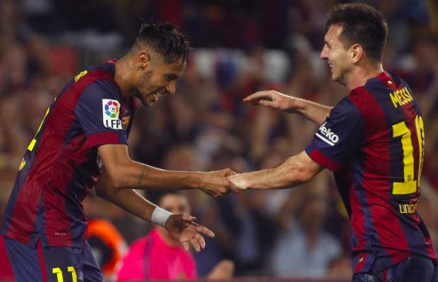 Barça : le privilège de Messi et Neymar