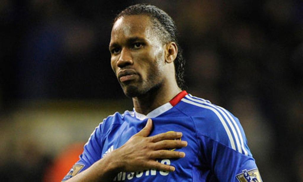 Chelsea : Drogba n'avait pas besoin de ça...