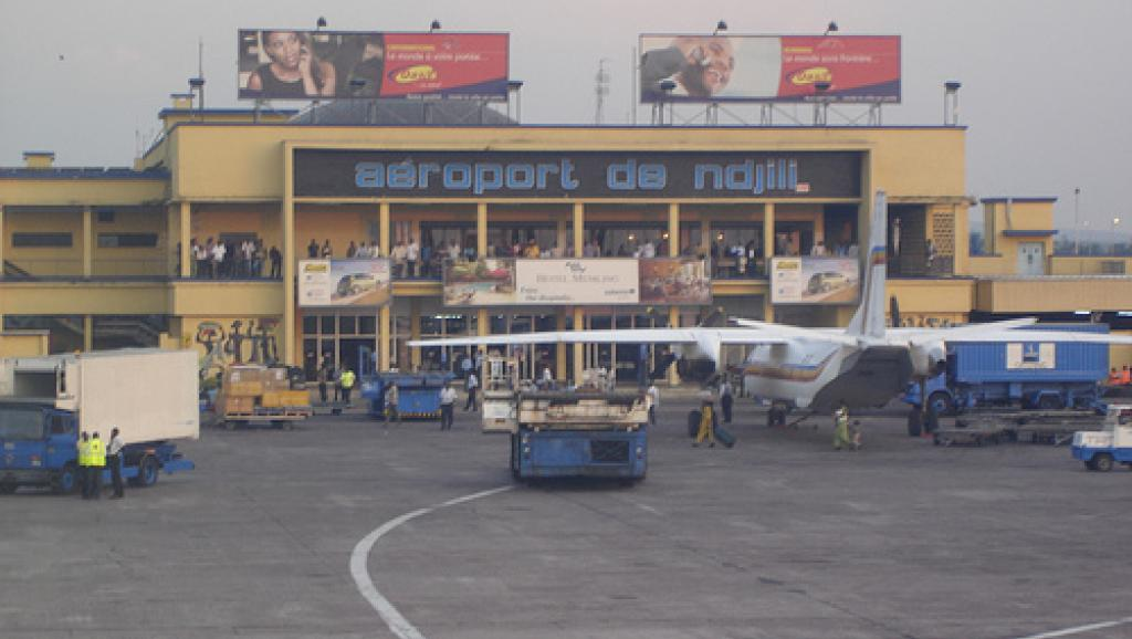 Le député Vano Kiboko a été arrêté lundi alors qu'il était venu récupérer son passeport confisqué à l'aéroport de Kinshasa.