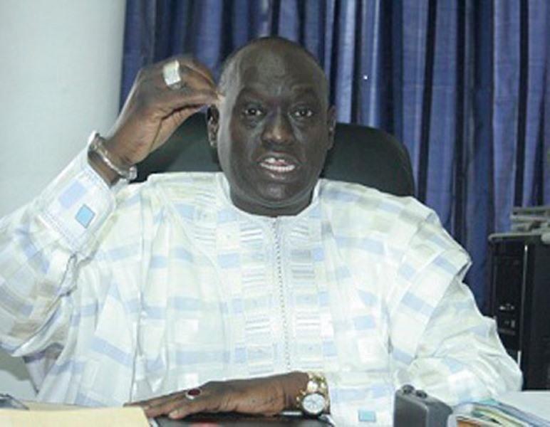Me El Hadji Diouf répond au président Habré, cet après-midi
