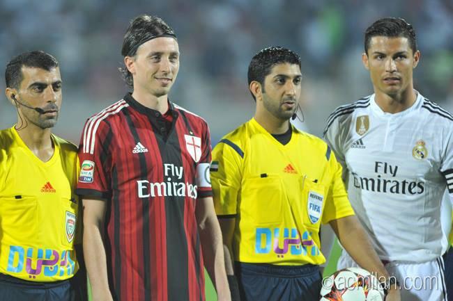 AMICAL: LE Real Madrid sèchement battu par l'Ac Milan
