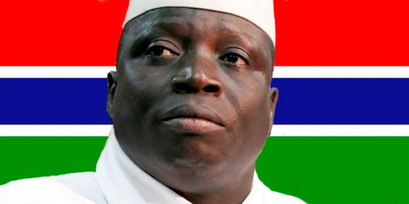 Yaya Jammeh menace les putschistes