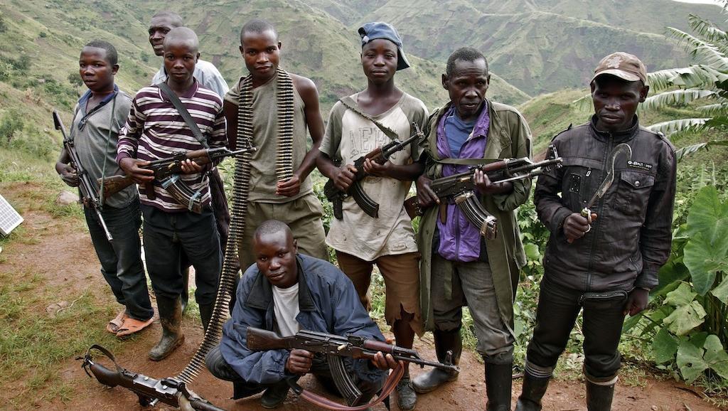 Combattants des FDLR en République démocratique du Congo (archives) Reuters