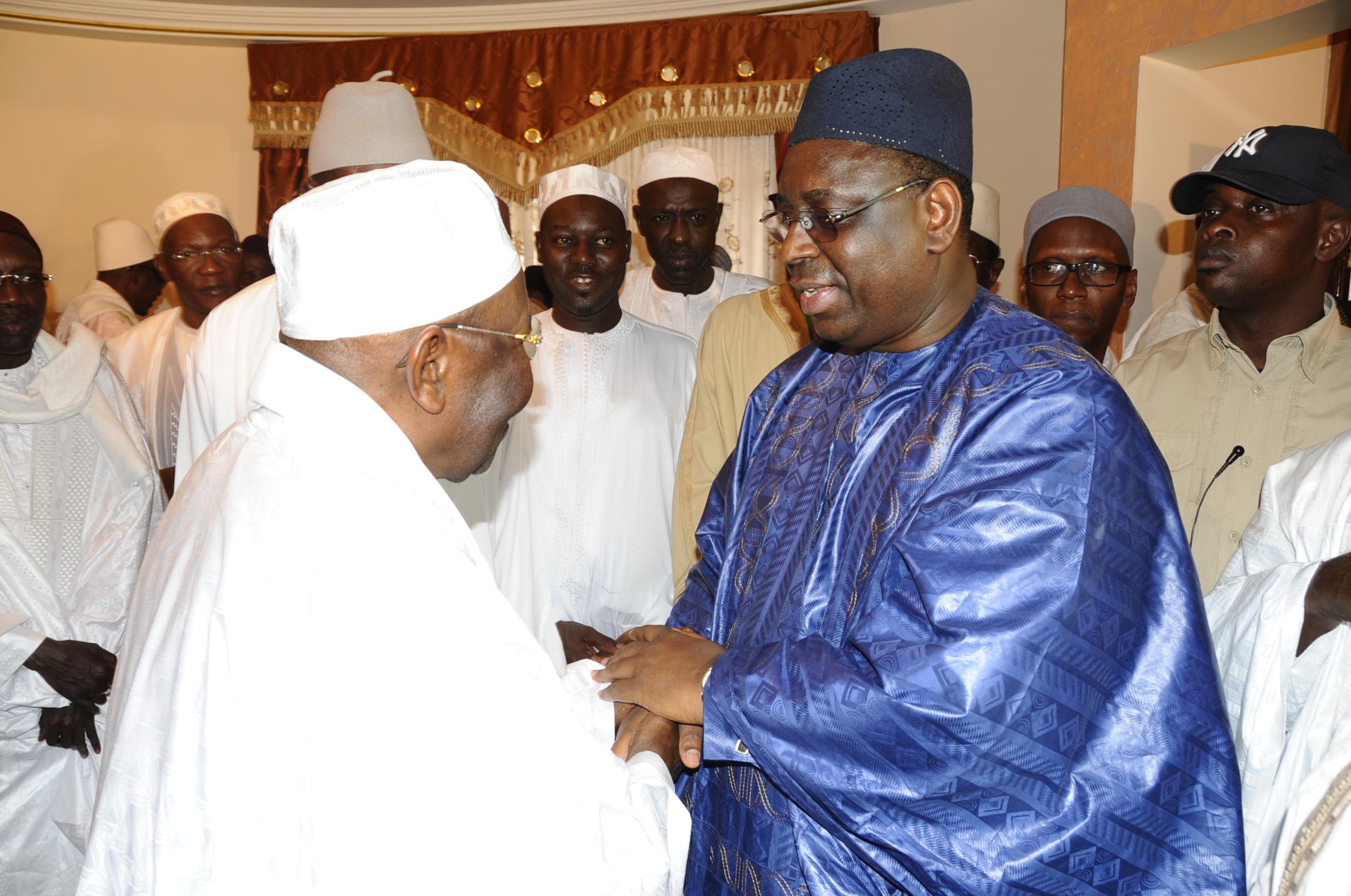 Gamou2015 : Al Amine oriente les fidèles vers l'agriculture, le secteur favori du chef de l'Etat