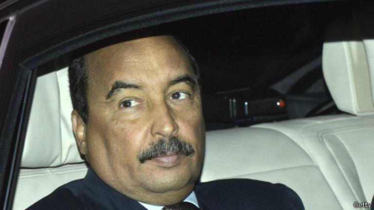 Le président Mohamed Ould Abdel Aziz s'était rendu en Australie lors du sommet du G20 le 14 novembre 2014 pour évoquer notamment les problèmes liés à la propagation du virus